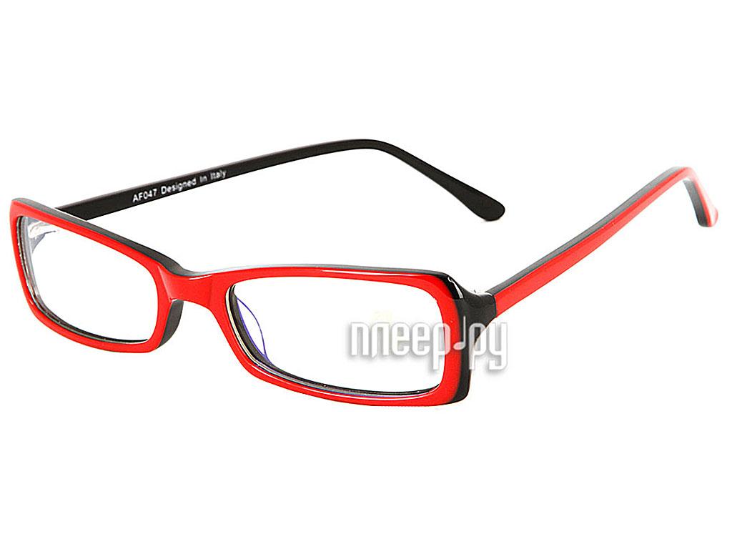 Очки компьютерные Алис-96 Premium AF047 Black-Red  Pleer.ru  900.000