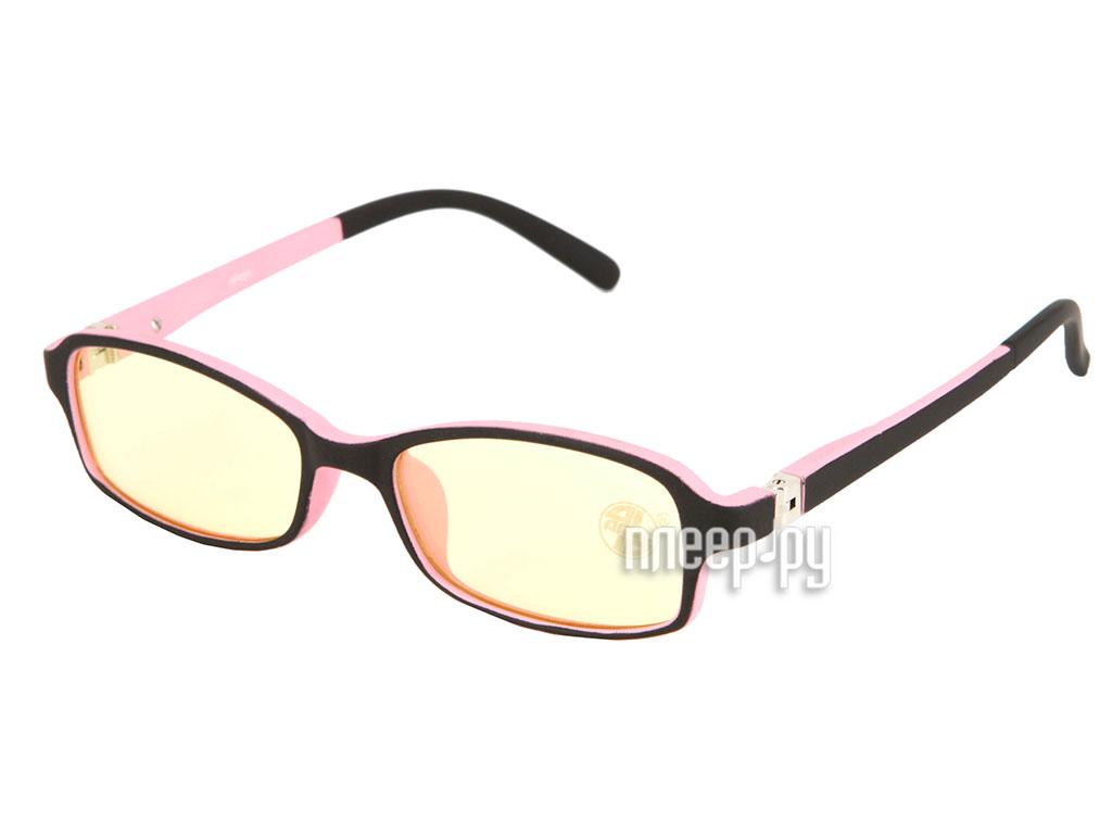 Очки компьютерные Алис-96 Premium AF050 Black-Pink  Pleer.ru  811.000