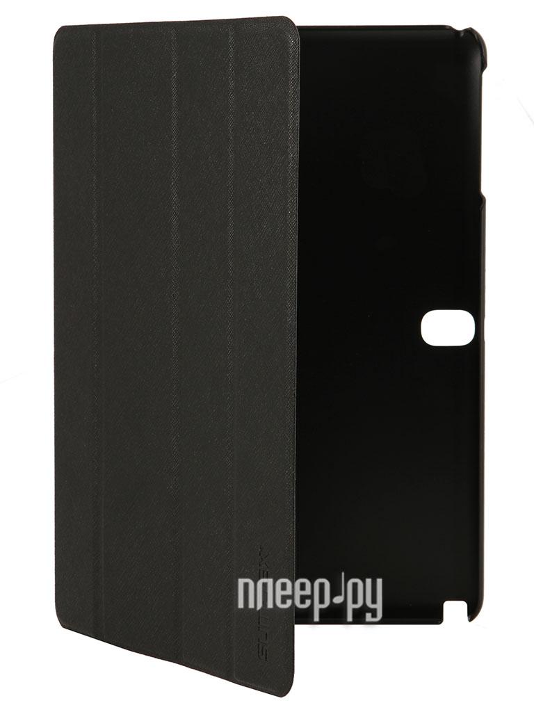 Аксессуар Чехол Samsung Galaxy Note 10.1 Sumdex SN-104 BK  Pleer.ru  445.000