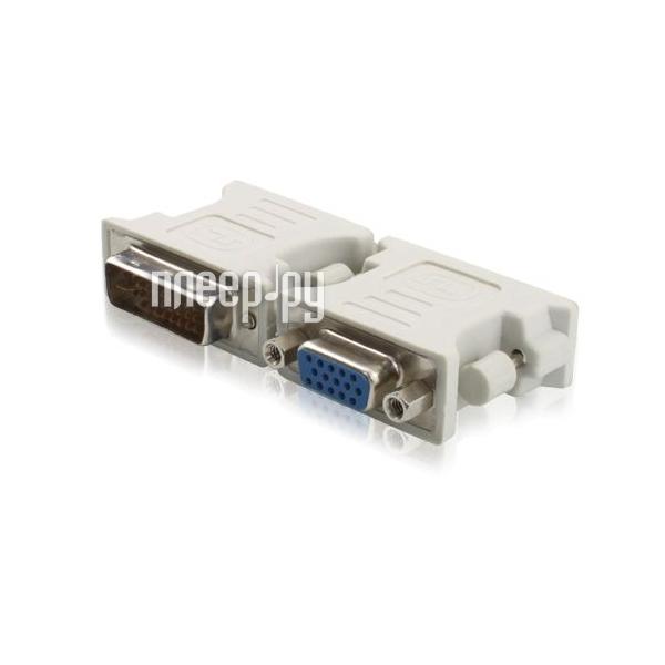 Аксессуар Greenconnect DVI-VGA 29M/15F GC-CV103  Pleer.ru  575.000