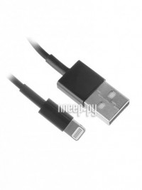 Аксессуар 5bites USB AM-LIGHTNING 8P 1m UC5005-010BK Black