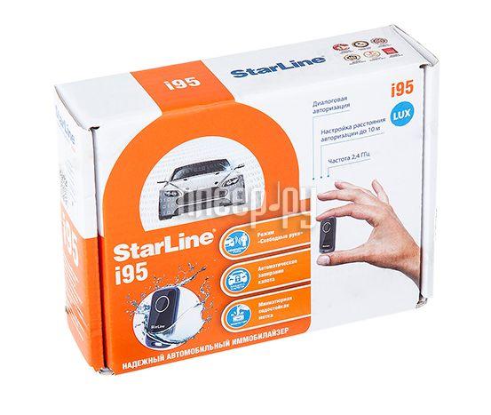 Иммобилайзер StarLine i95 LUX  Pleer.ru  7769.000