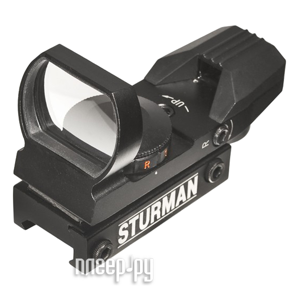 Прицел Sturman OPEN 21mm Red-Green  Pleer.ru  1861.000