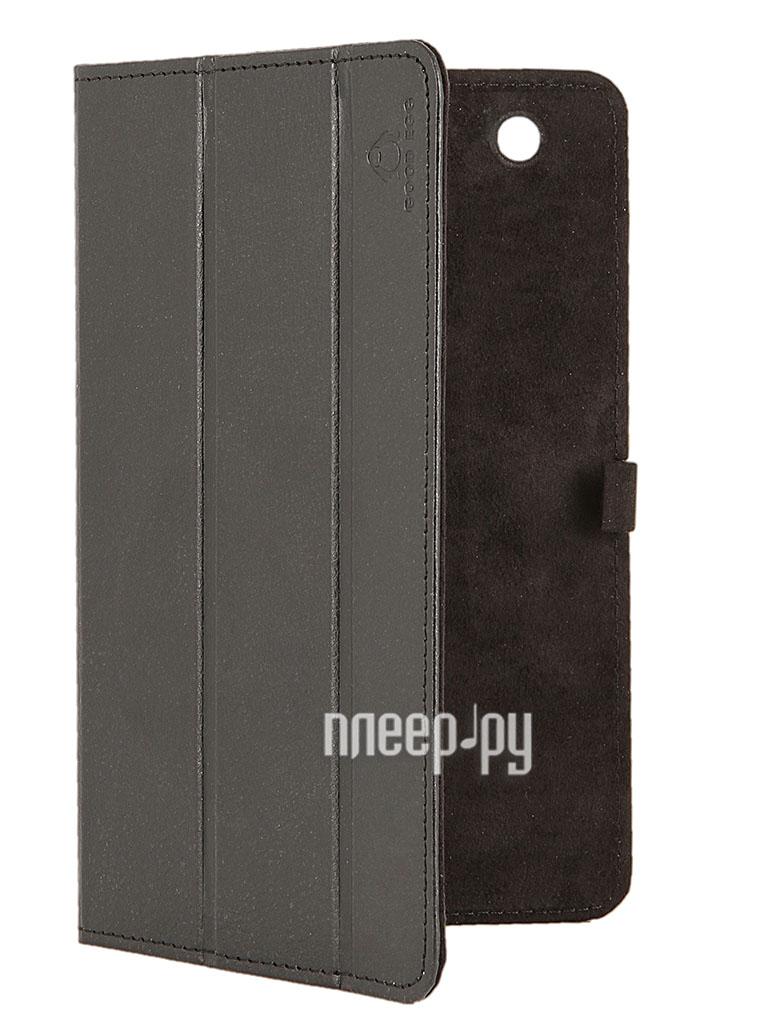 Аксессуар Чехол Lenovo IdeaTab S5000 Good Egg Flex эко кожа Black GE-LNS5KFLEXBLK