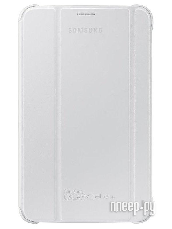 Аксессуар Чехол Samsung Galaxy Tab 3 7.0 Lite SM-T110 EF-BT110BWEGRU White  Pleer.ru  1757.000