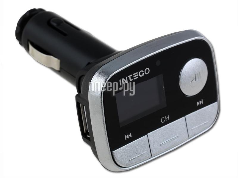 FM-Трансмиттер Intego FM-104  Pleer.ru  430.000
