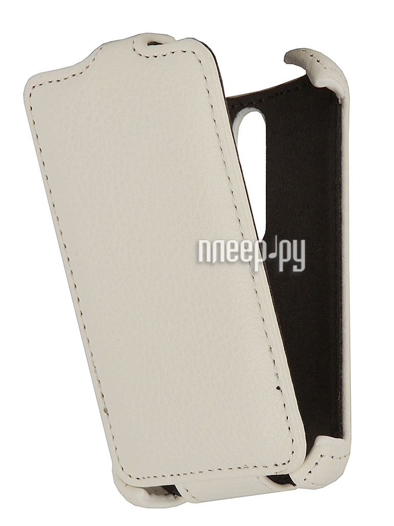 Аксессуар Чехол Nokia Asha 501 Gecko White  Pleer.ru  200.000