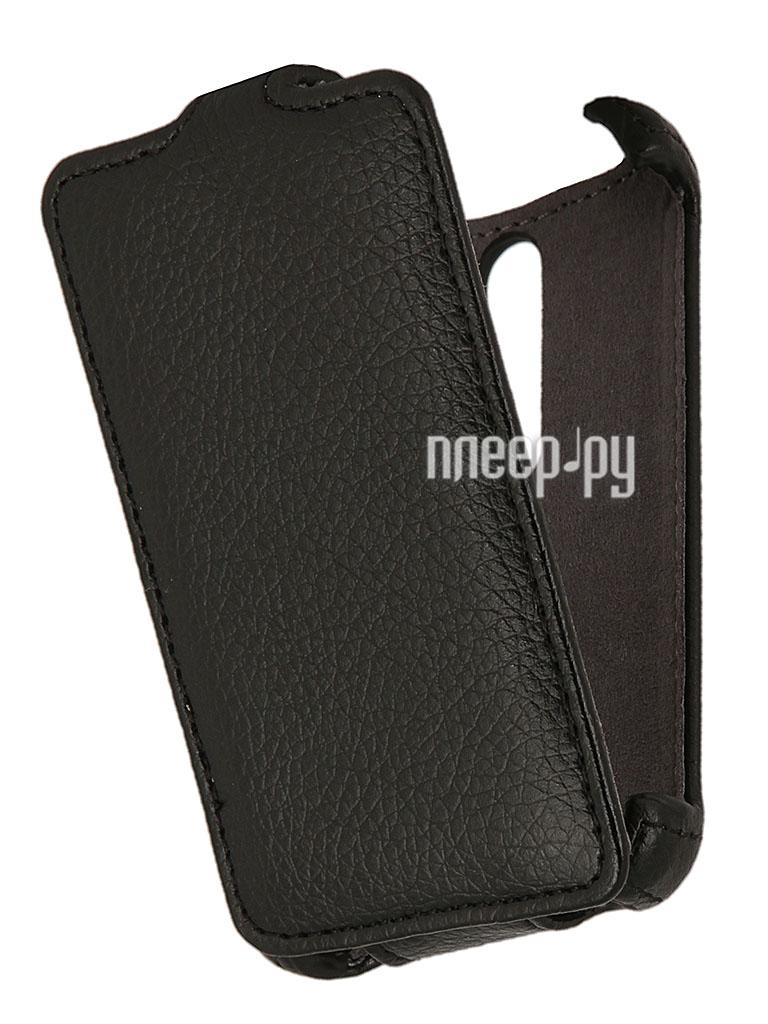 Аксессуар Чехол Nokia Asha 501 Gecko Black  Pleer.ru  998.000