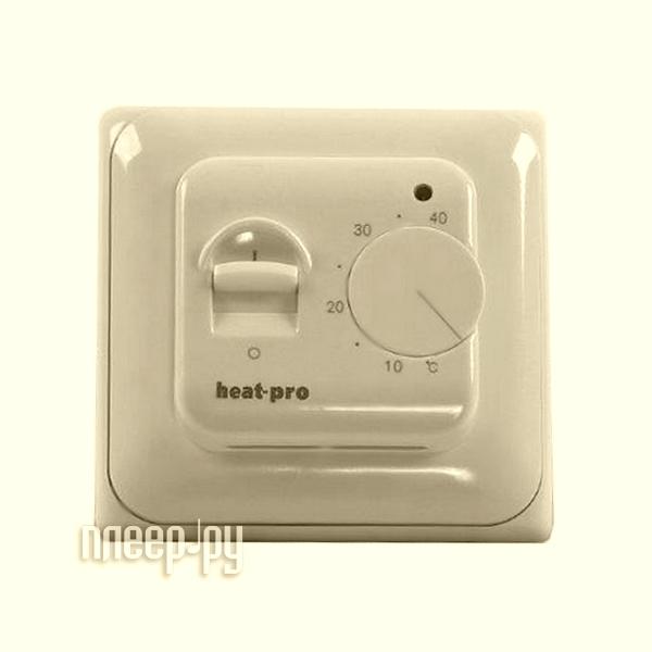 Теплый пол Heat-Pro RTC-70 Beige термостат  Pleer.ru  1345.000