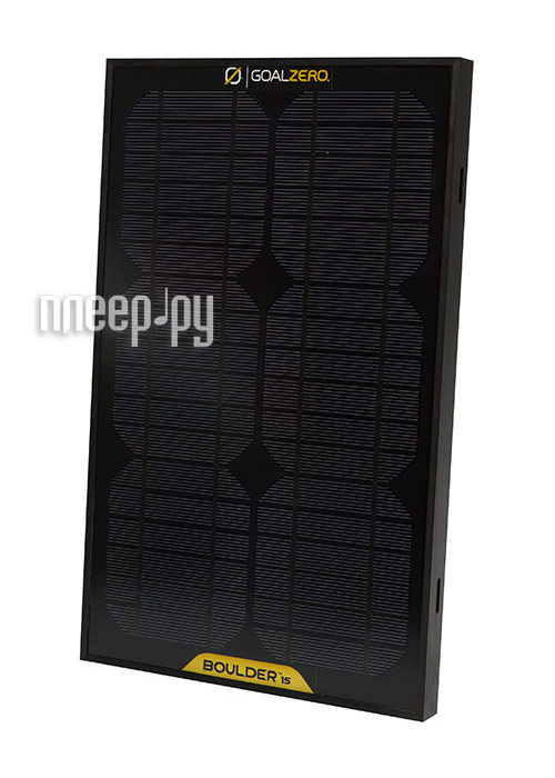 Зарядное устройство Goal Zero Boulder 15  Pleer.ru  3790.000