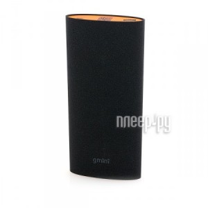 Аккумулятор Gmini mPower Pro Series MPB1561 15600 mAh Black