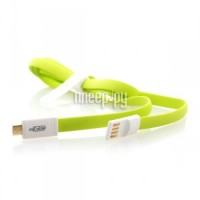 ��������� Gmini microUSB mCable MUS200F Green