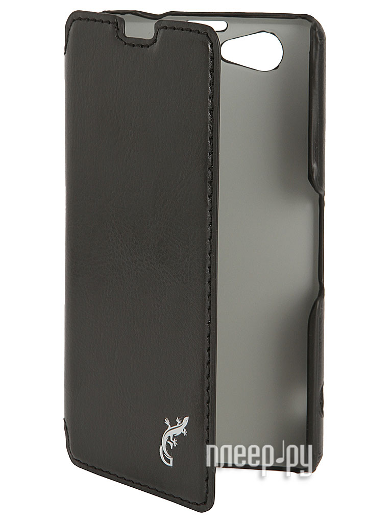 Аксессуар Чехол Sony Xperia Z1 Compact G-case Slim Premium Black GG-269  Pleer.ru  1249.000
