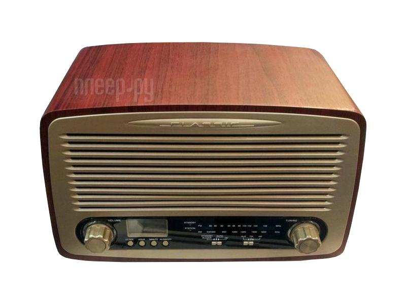 Радиоприемник MAX MR-300 Retro 26052  Pleer.ru  2885.000