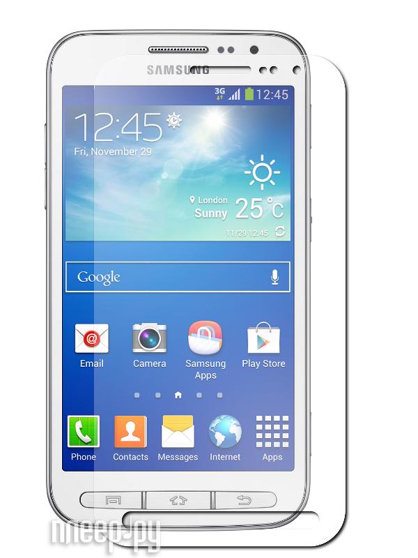 Аксессуар Защитная пленка Samsung GT-I8580 Galaxy Core Advance LuxCase антибликовая 80827  Pleer.ru  555.000