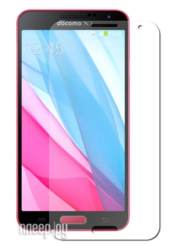 Аксессуар Защитная пленка Samsung SGH-N075T Galaxy J LuxCase суперпрозрачная 80826  Pleer.ru  94.000
