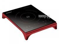 Плита Oursson IP1220T/DC Dark Cherry