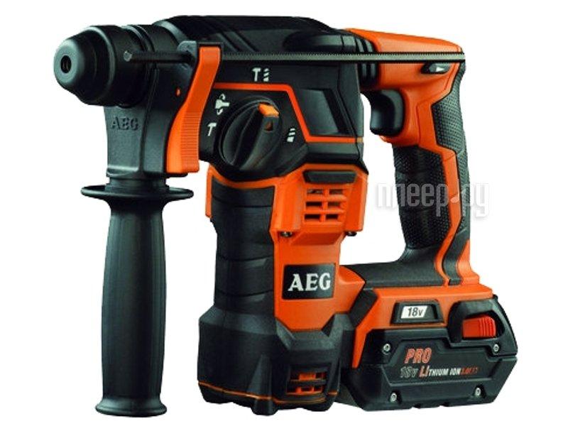 Перфоратор AEG BBH 18 Li-0 408330