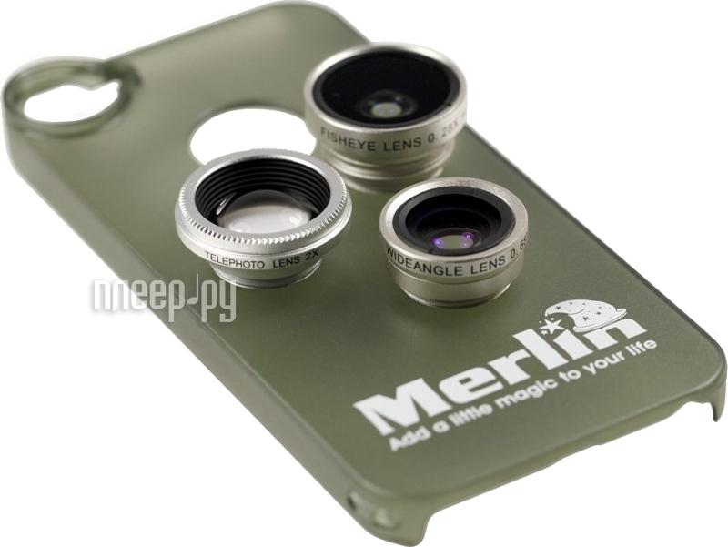 Аксессуар Merlin Camera Lens Kit  Pleer.ru  2312.000