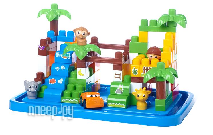 Конструктор Mega Bloks First Builders 06639 (6628) Сафари  Pleer.ru  2249.000