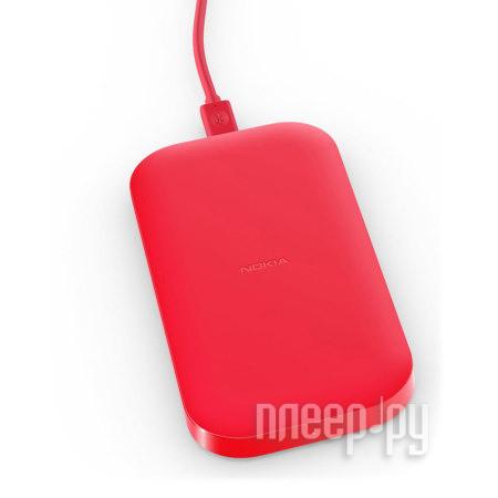 Зарядное устройство Nokia DC-50 Red  Pleer.ru  2407.000