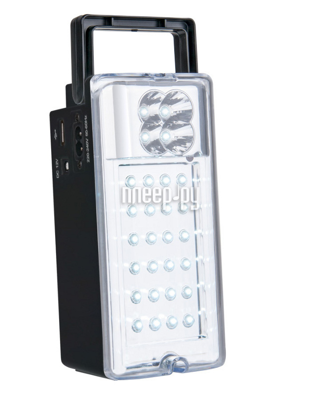 Фонарь Elektrostandard Light Station 1 FLK13-16 / 5-2 5W Black  Pleer.ru  662.000