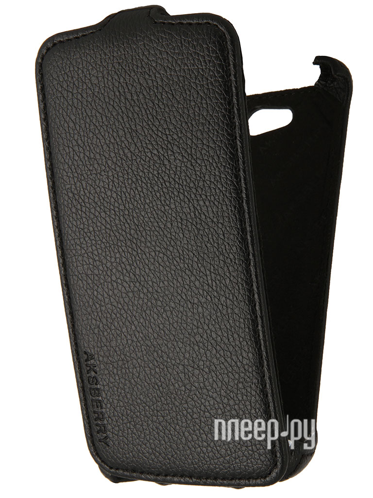 Аксессуар Чехол Philips Xenium W8510 Aksberry Black  Pleer.ru  1129.000