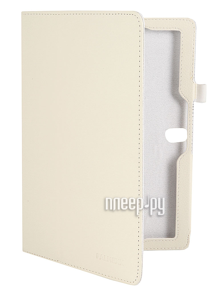 Аксессуар Чехол Samsung SM-T520 Galaxy Tab Pro 10.1 Palmexx Smartslim White  Pleer.ru  900.000