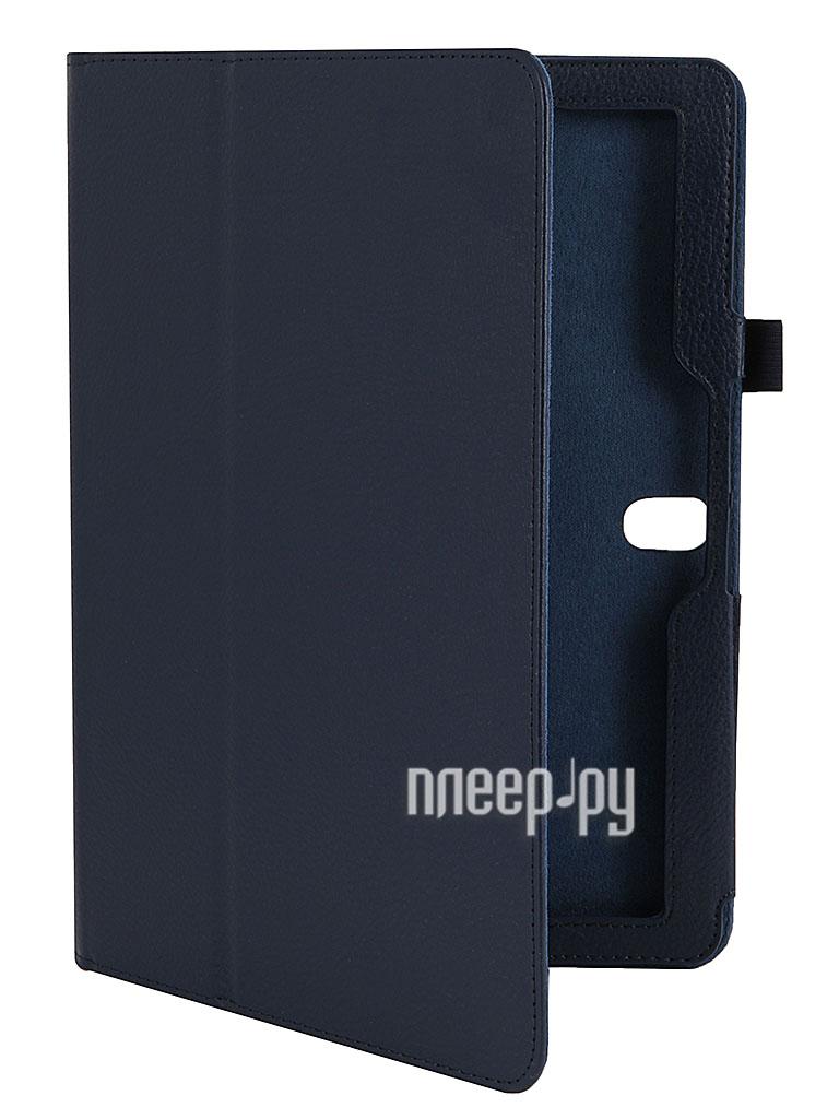 Аксессуар Чехол Samsung SM-T520 Galaxy Tab Pro 10.1 Palmexx Smartslim Blue  Pleer.ru  900.000