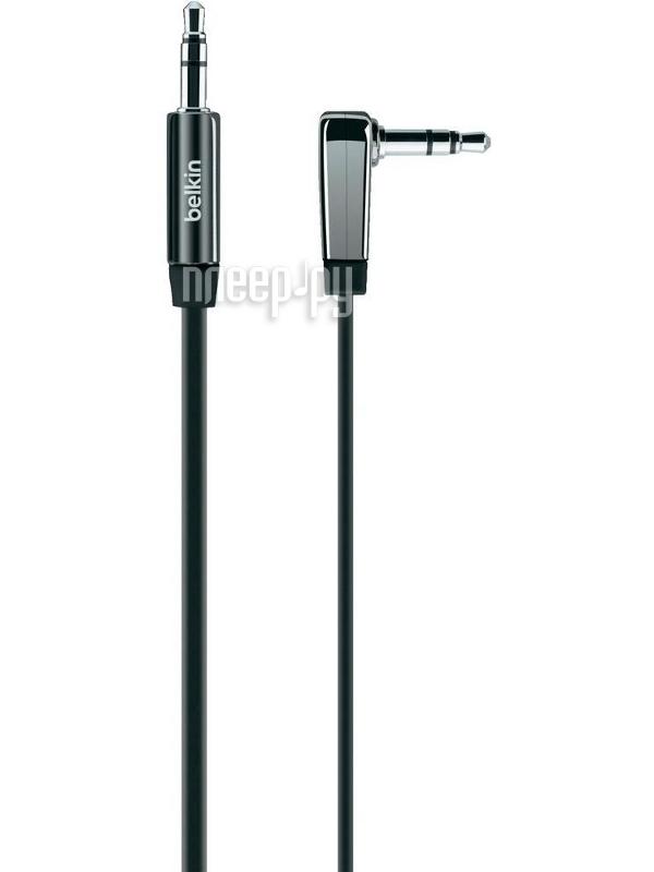 Аксессуар Belkin Mixit AUX Cable AV10128cw03-BLK Black  Pleer.ru  620.000
