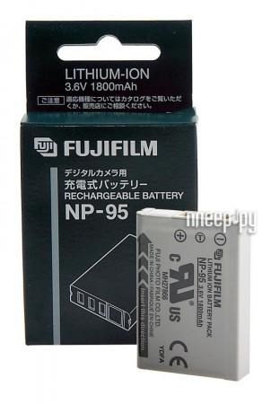 Аккумулятор FujiFilm NP-95  Pleer.ru  1588.000