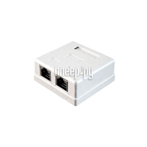 Аксессуар Greenaccessories 2xRJ45 UTP 5e CAT GA-RJ45-5E-2  Pleer.ru  110.000