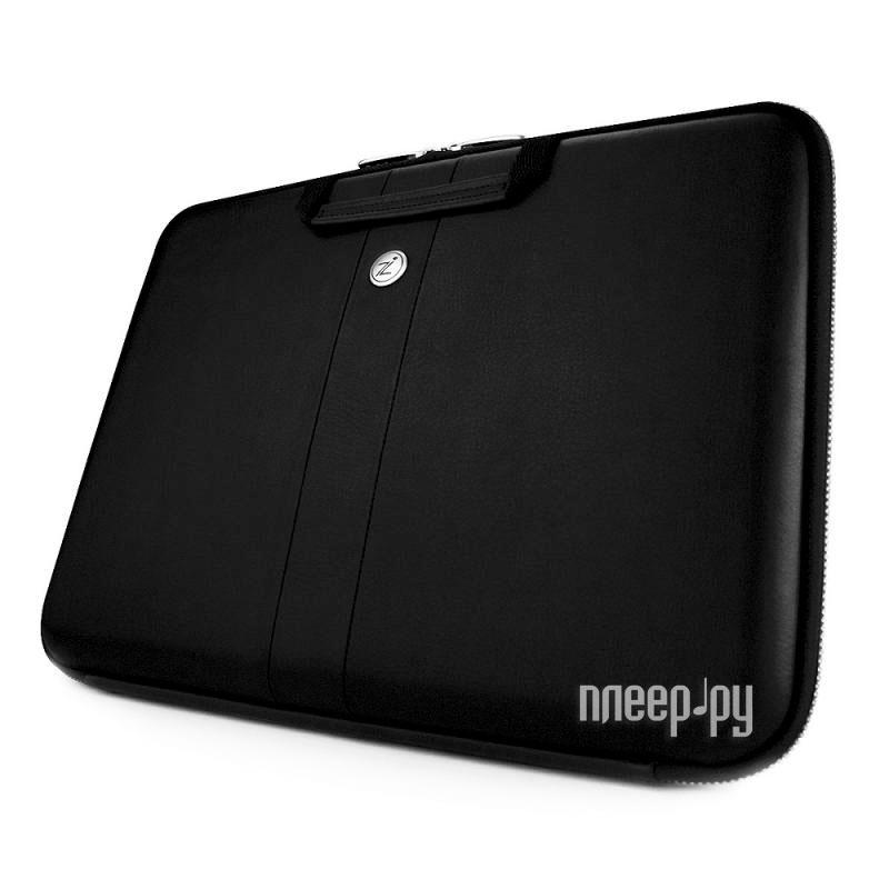 Аксессуар Чехол-сумка 11-inch Cozistyle Smart Sleeve Black Leather CLNR1109