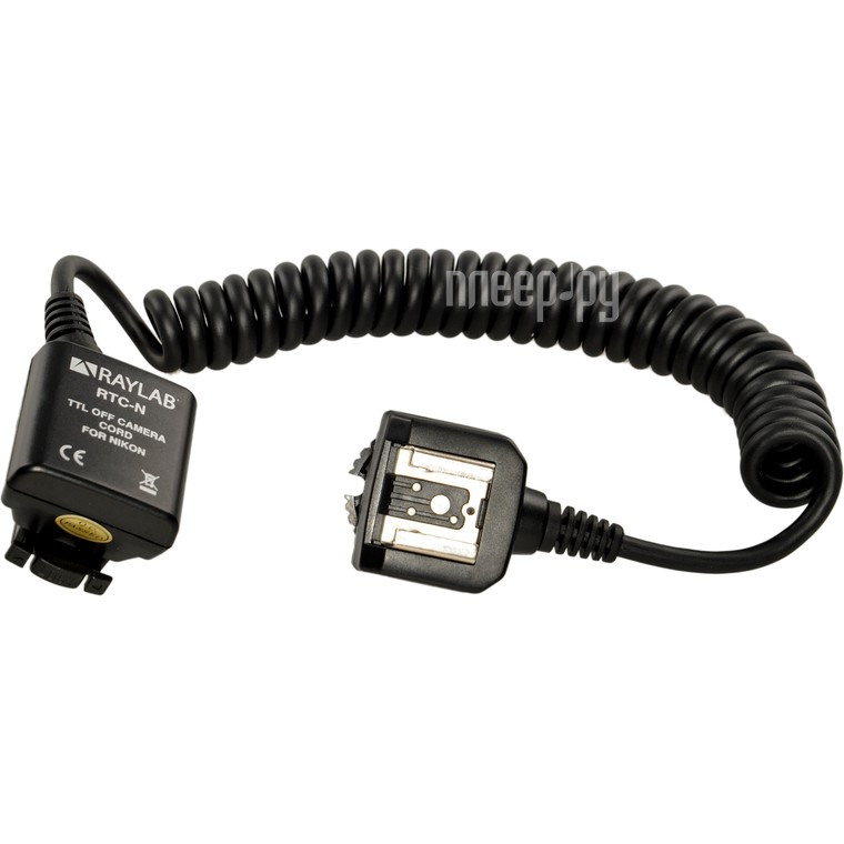 Аксессуар Raylab RTC-N OFF-Camera Cord for Nikon  Pleer.ru  1977.000