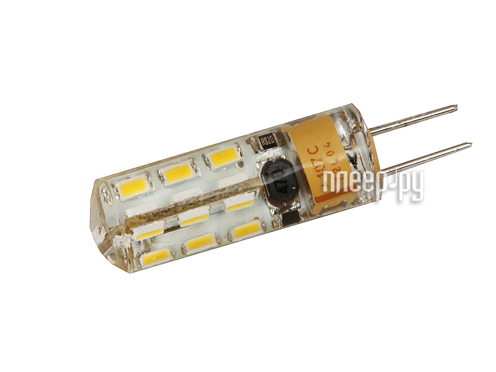 Лампочка LUNA LED G4 1.5W 3000K 220V 60271  Pleer.ru  90.000