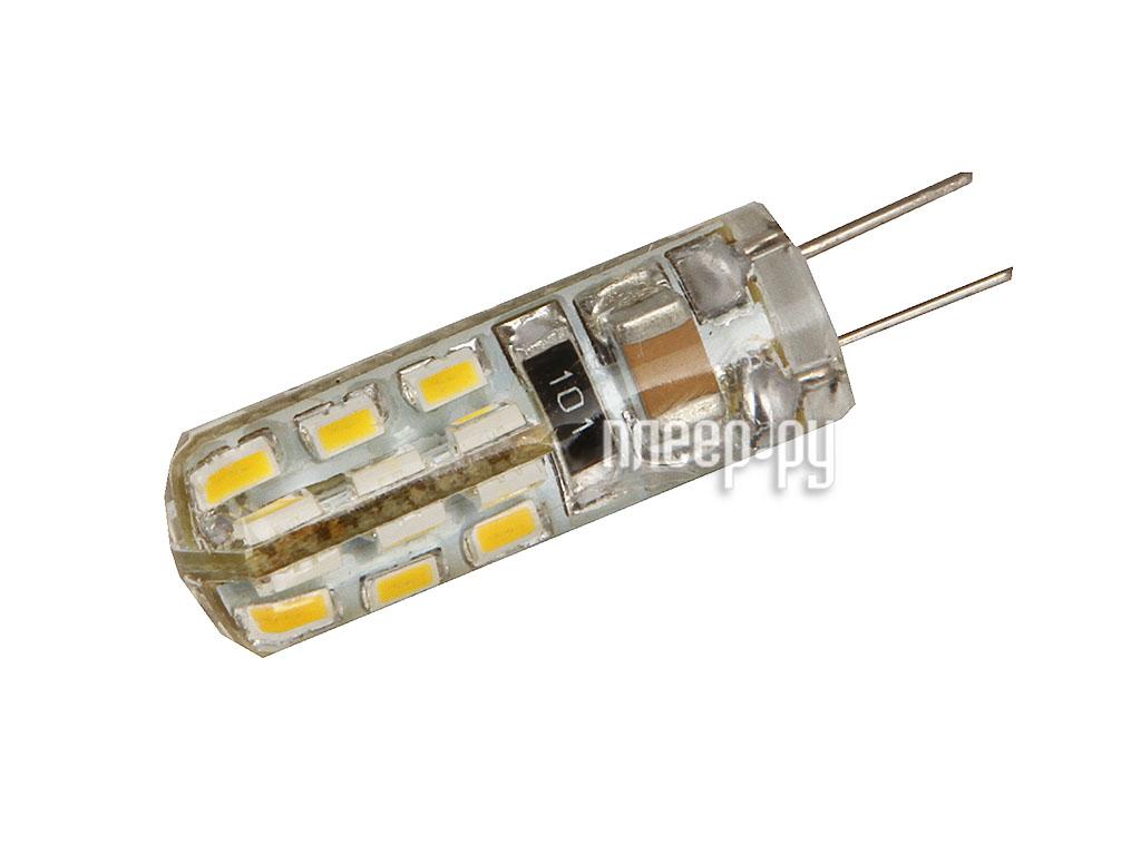 Лампочка LUNA LED G4 1.5W 3000K 12V 60263  Pleer.ru  101.000