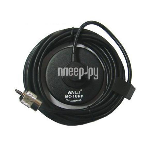 Антенна Anli MC-1 UHF магнитное основание  Pleer.ru  730.000
