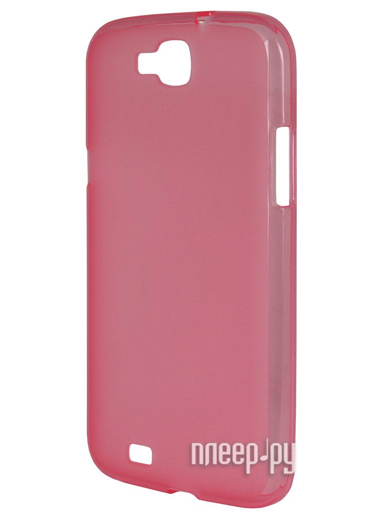 Аксессуар Чехол Zopo ZP990+ Pink  Pleer.ru  350.000