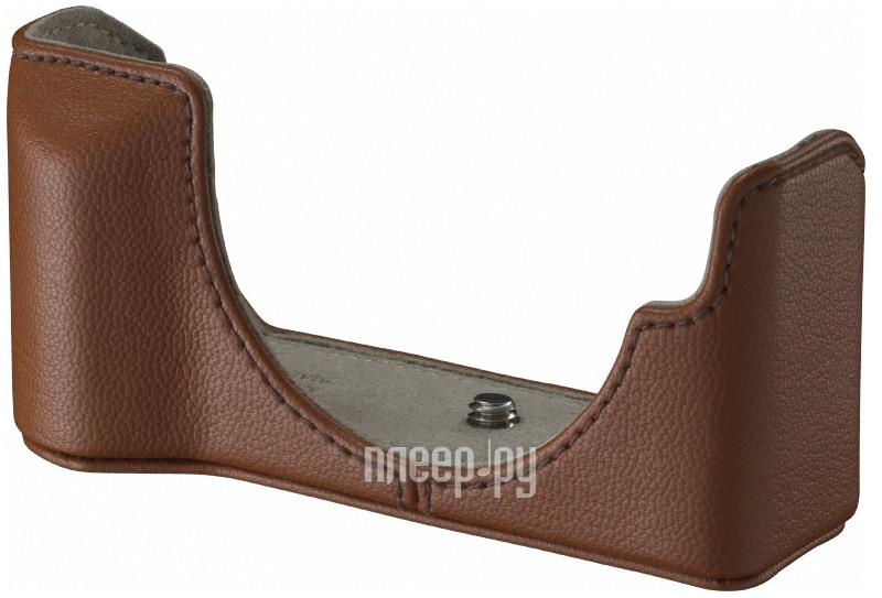 Сумка Canon EH23-CJ BW for EOS M Brown  Pleer.ru  2240.000