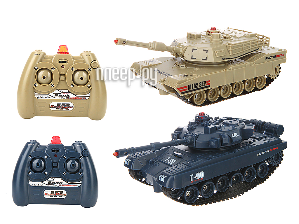 Игрушка Jin Xing Da Танковый бой WORLD OF TANKS JD800  Pleer.ru  1559.000