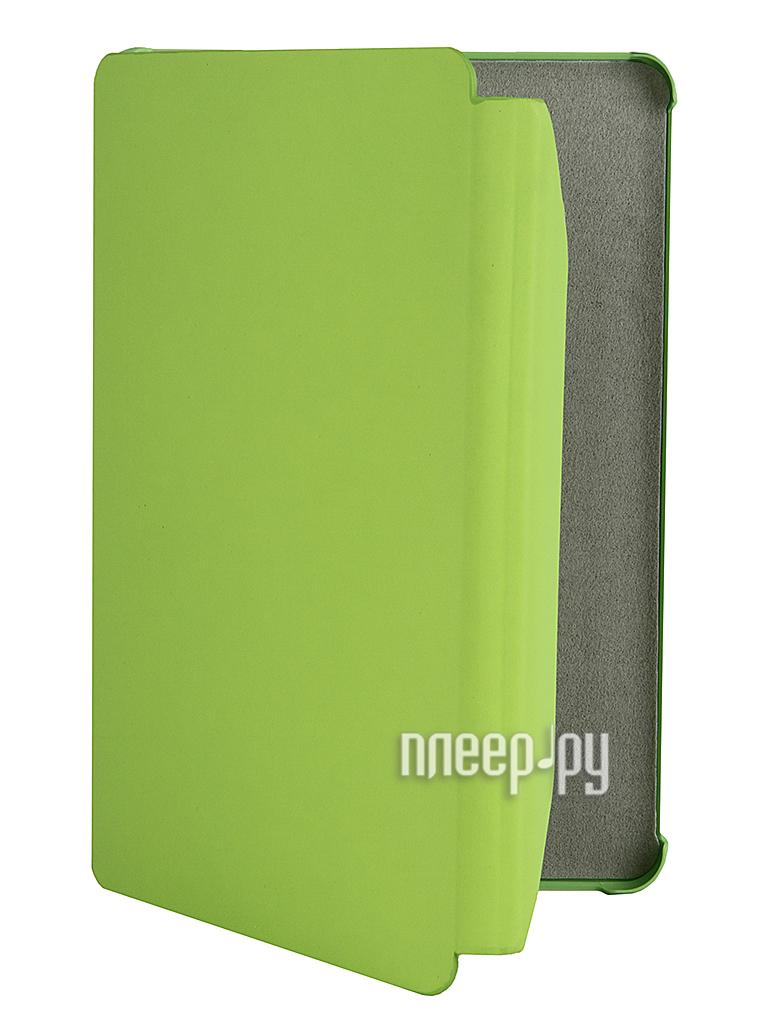 Аксессуар Чехол Galaxy Tab 3 10.0 T5200/T5210 Palmexx SmartSlim Green  Pleer.ru  898.000