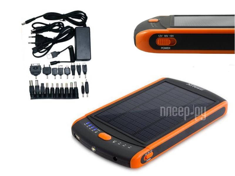Аккумулятор Palmexx Electrobank 23000mAh PX-SUNBANK23000  Pleer.ru  4851.000