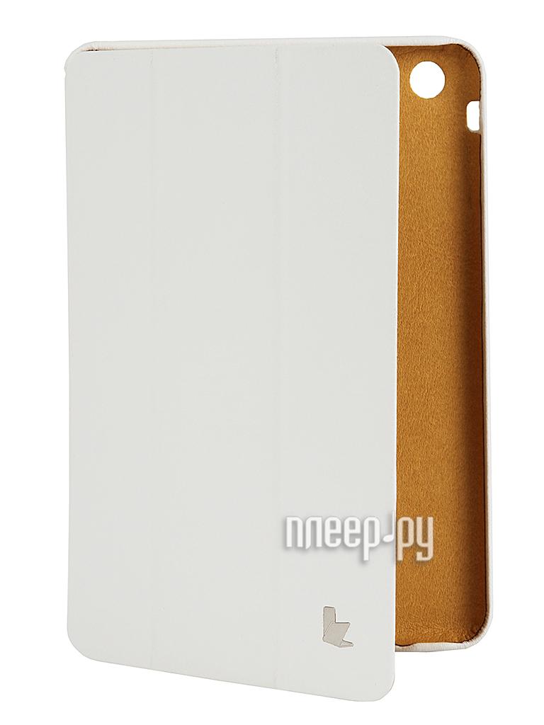 Аксессуар Чехол Jison Case Executive Smart Cover for iPad mini / iPad mini retina нат  Pleer.ru  722.000