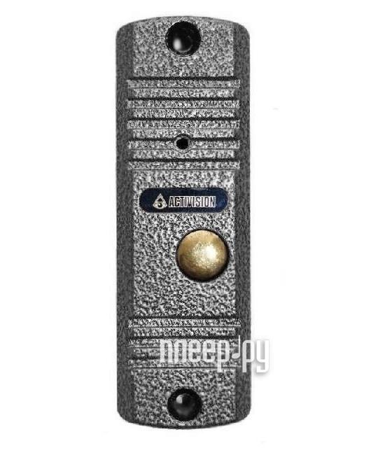 Вызывная панель Activision AVC-305 Ч/Б Antique Silver  Pleer.ru  1300.000