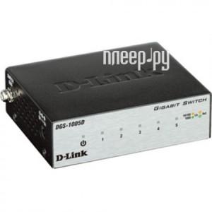 Купить D-Link DGS-1005D