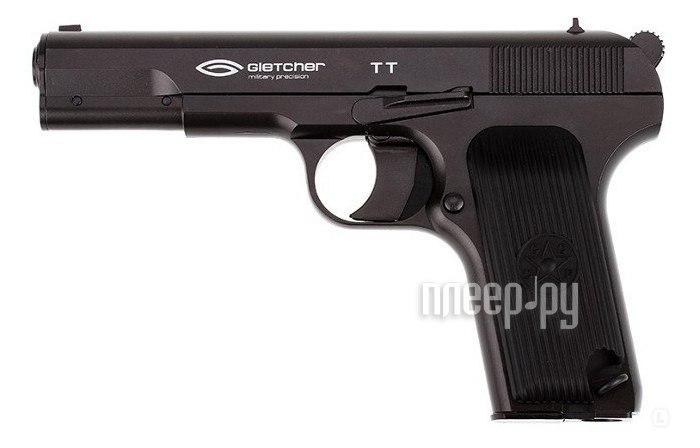 Пистолет Gletcher TT NBB  Pleer.ru  3151.000