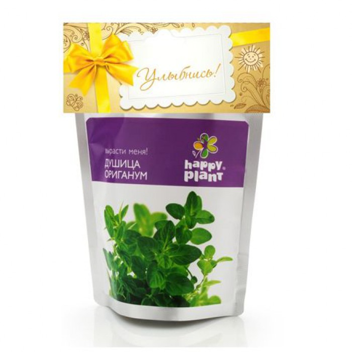 Растение Happy Plant hp-14 Душица ориганум