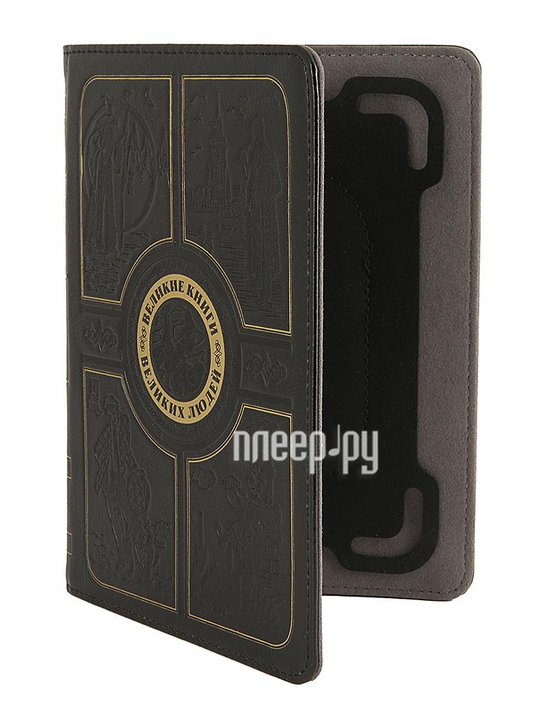 Аксессуар Чехол 6.0 Vivacase Black VUC-CBK-01-bl  Pleer.ru  1154.000
