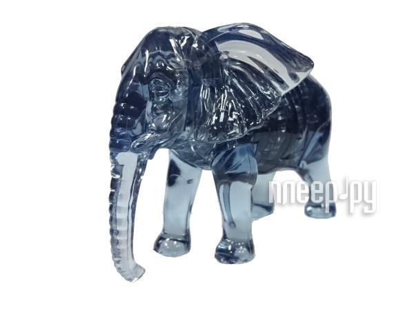 3D-пазл Crystal Puzzle Слон 90135  Pleer.ru  485.000