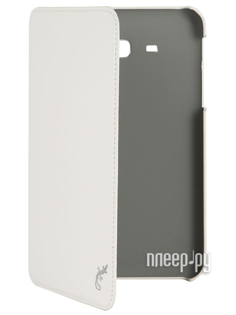 Аксессуар Чехол Galaxy Tab 3 7.0 T2100 / T2110 G-Case Slim Premium White GG-278  Pleer.ru  1101.000